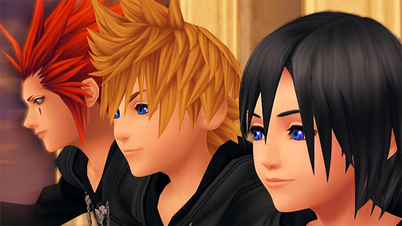 Kingdom Hearts HD 1.5 + 2.5 Remix dorazí na PS4 132877