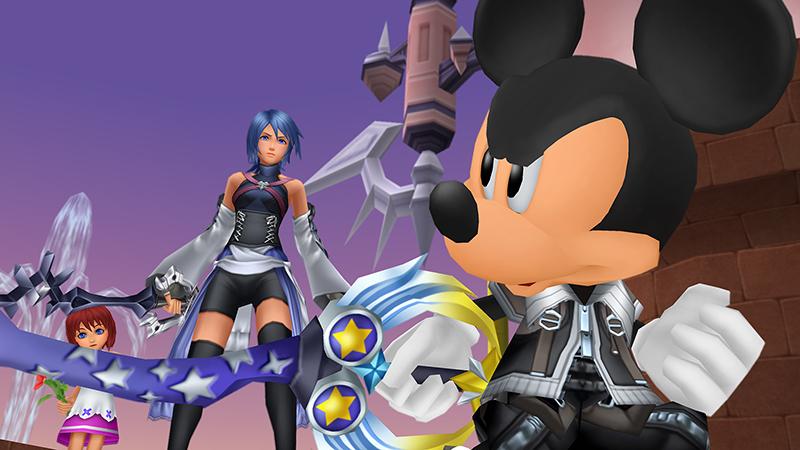 Kingdom Hearts HD 1.5 + 2.5 Remix dorazí na PS4 132879
