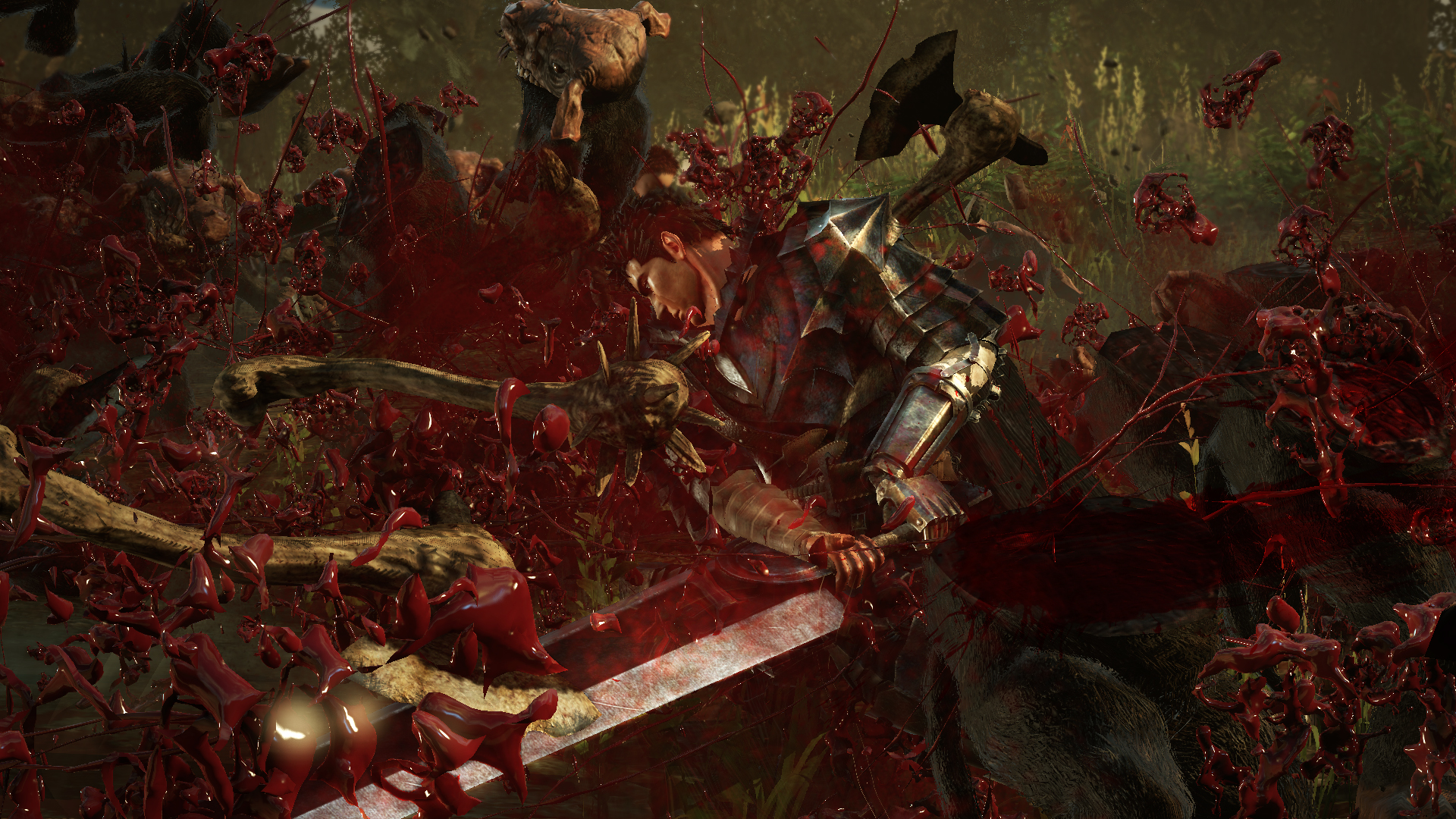 Krvavý masakr z Berserku na nových videích 132937