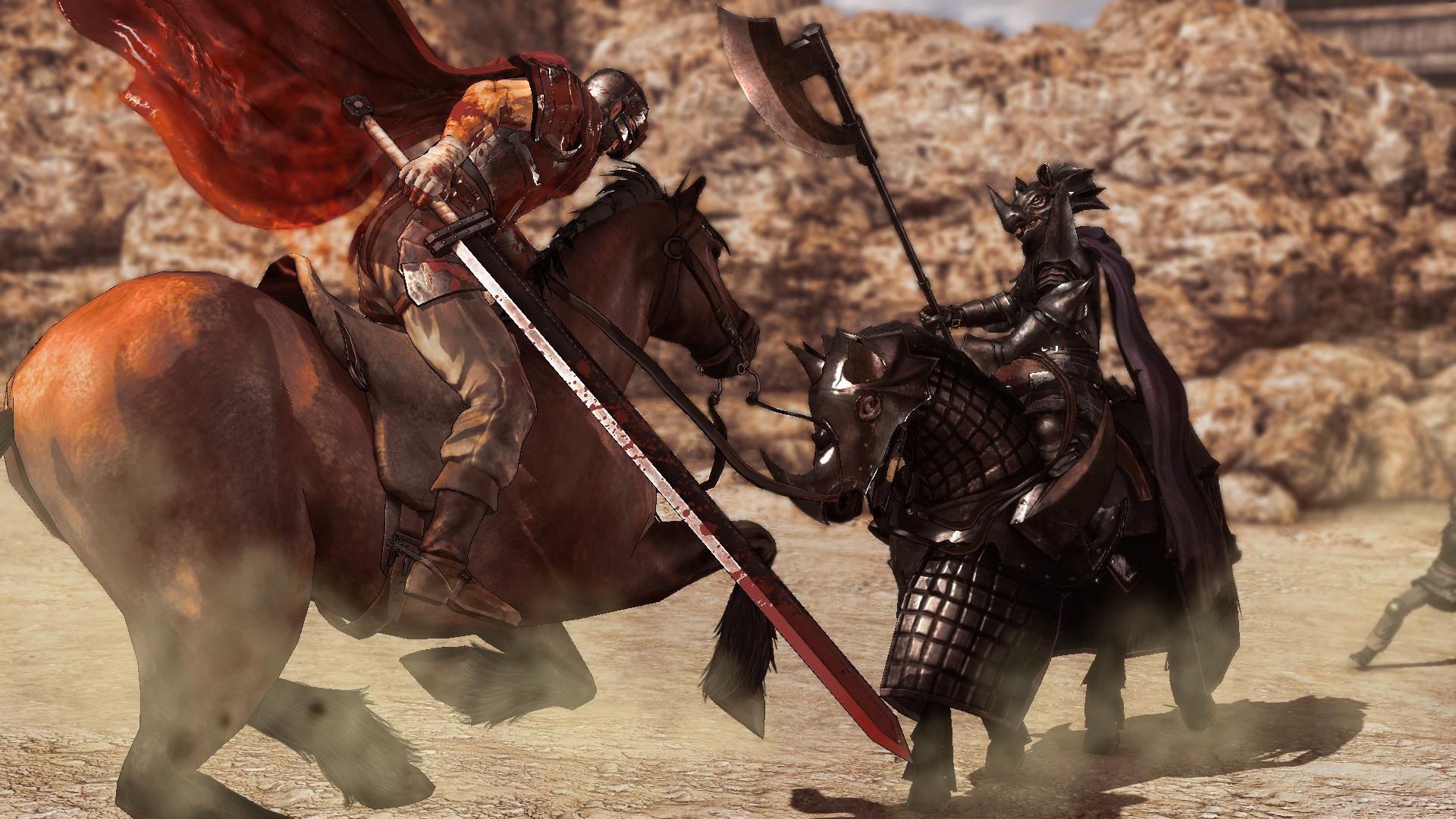 Krvavý masakr z Berserku na nových videích 132944