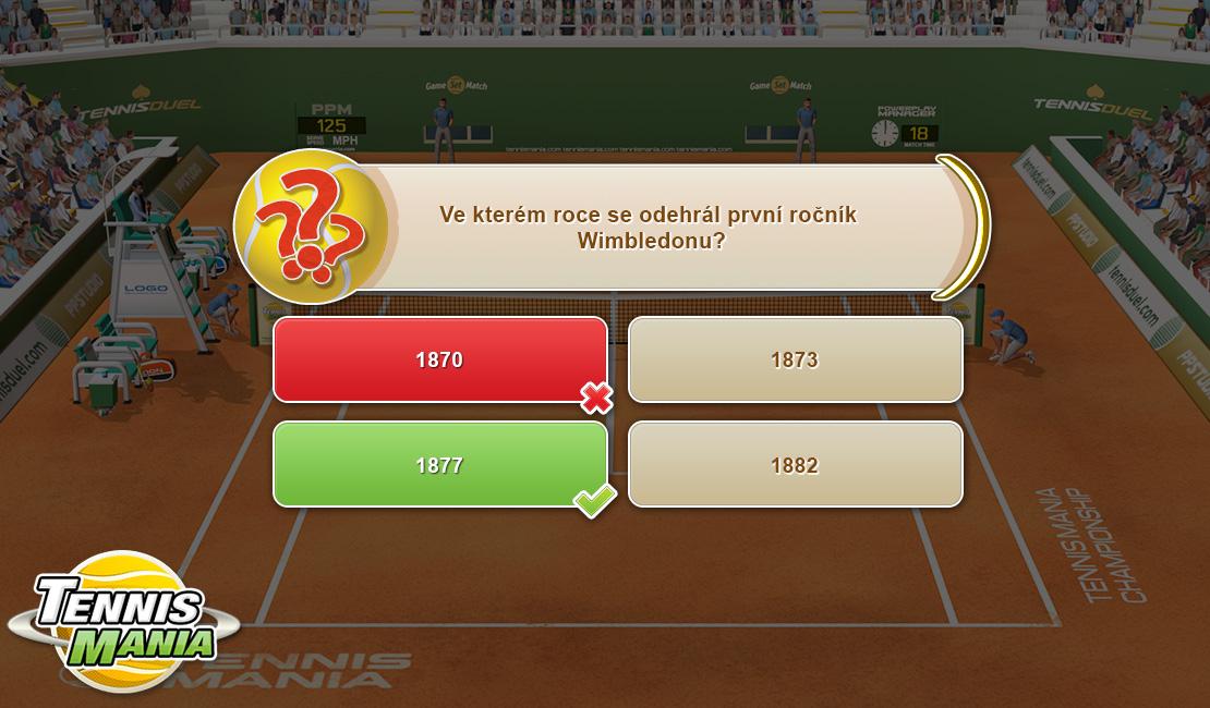 Staňte se tenisovou legendou! Stačí vám internetový prohlížeč 132979