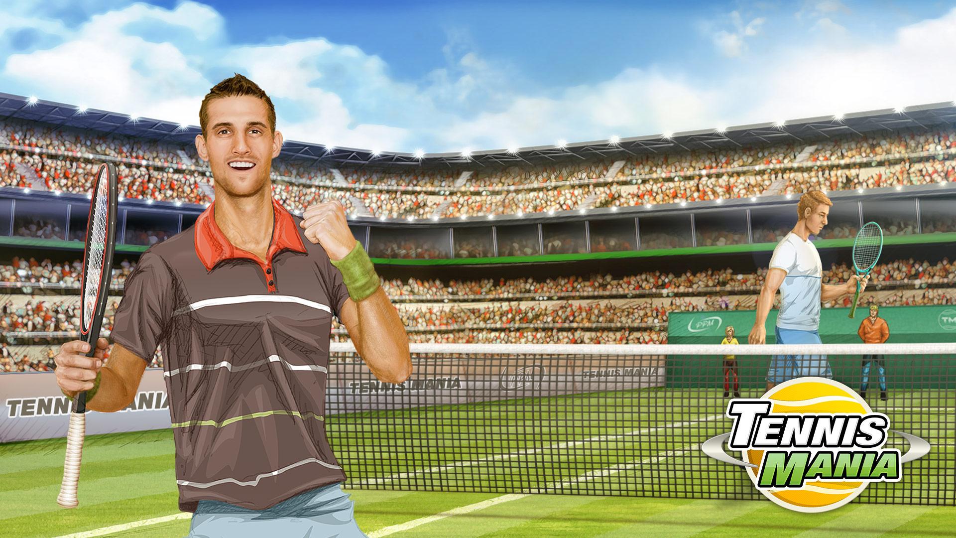Staňte se tenisovou legendou! Stačí vám internetový prohlížeč 132980