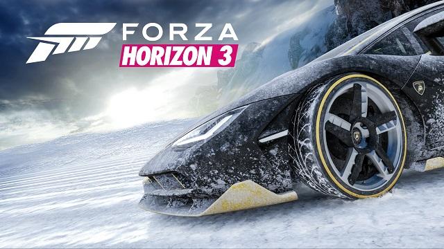 S expanzí Forzy Horizon 3 si zazávodíme na sněhu a ledu 133041