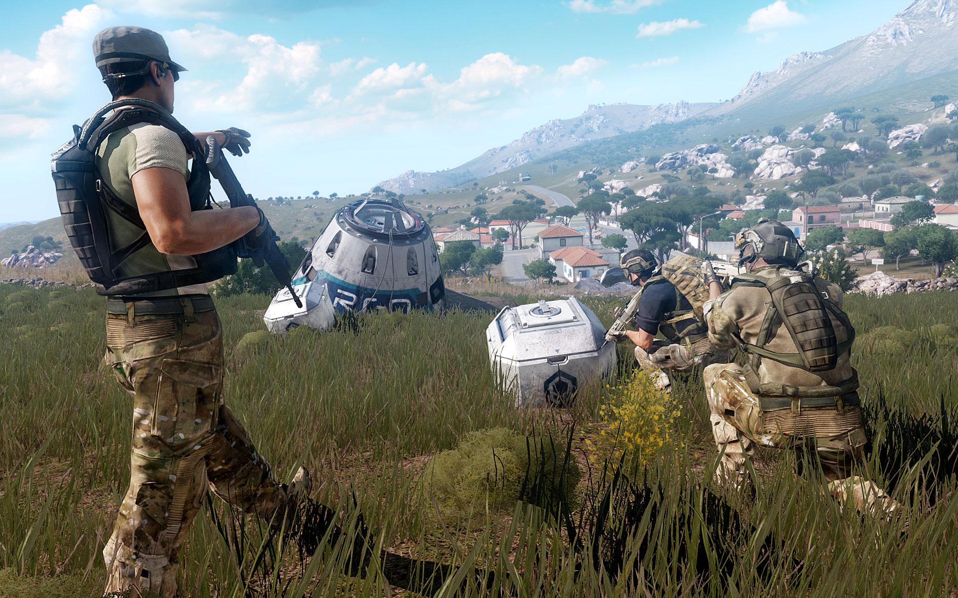 Bohemia Interactive představuje Project Argo a značku Bohemia Incubator 133051