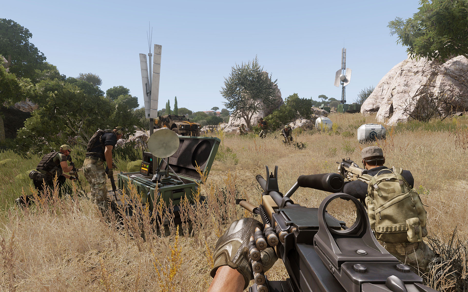 Bohemia Interactive představuje Project Argo a značku Bohemia Incubator 133058