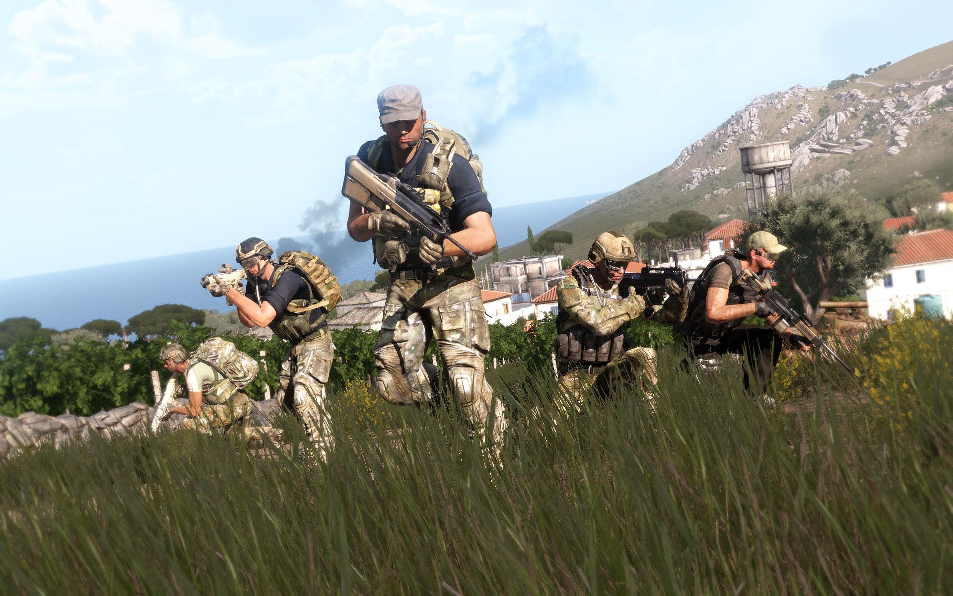Bohemia Interactive představuje Project Argo a značku Bohemia Incubator 133060