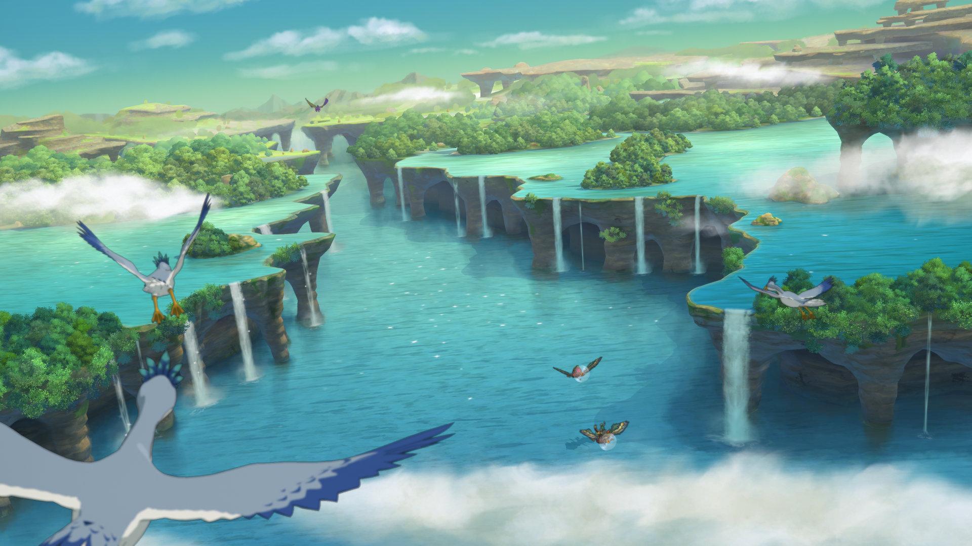 V Ni no Kuni II budete vytvářet království 133067