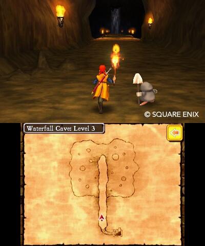 Dragon Quest VIII dorazí na 3DS už 20. ledna 133151