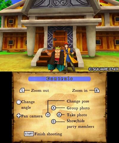 Dragon Quest VIII dorazí na 3DS už 20. ledna 133152