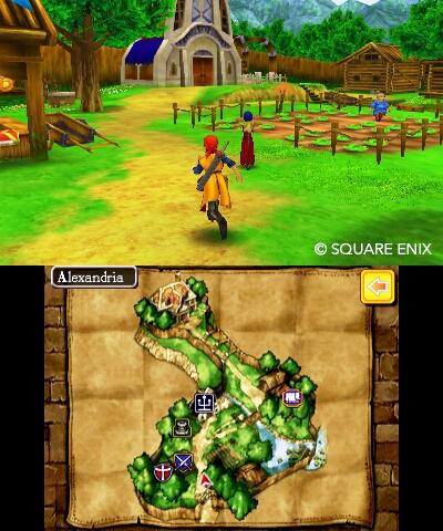 Dragon Quest VIII dorazí na 3DS už 20. ledna 133154