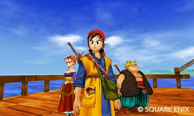 Dragon Quest VIII dorazí na 3DS už 20. ledna 133156