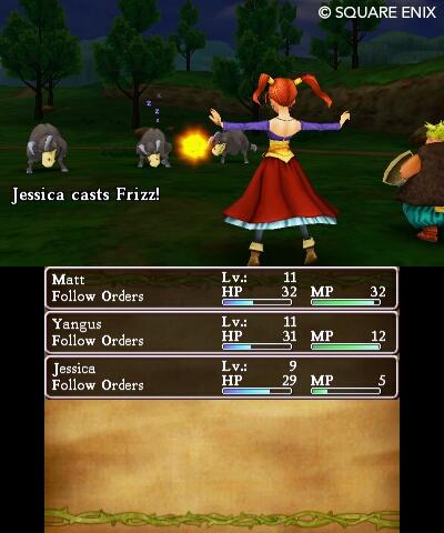 Dragon Quest VIII dorazí na 3DS už 20. ledna 133158