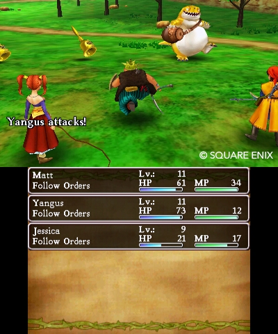 Dragon Quest VIII dorazí na 3DS už 20. ledna 133159