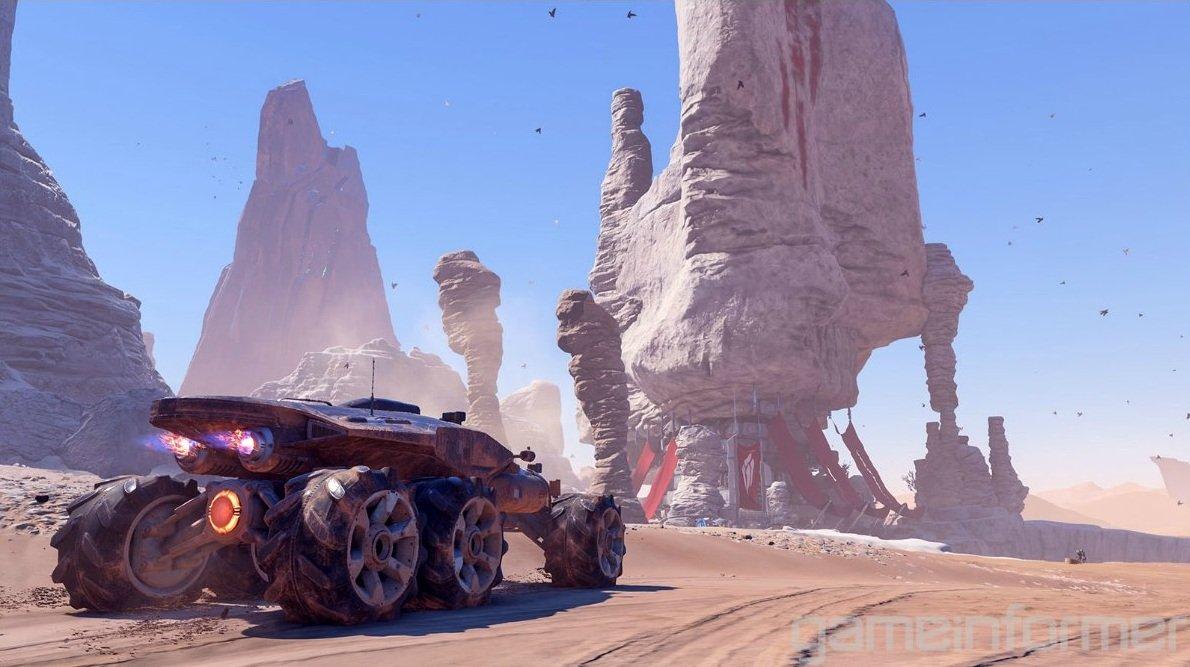 Mass Effect: Andromeda zahrne několik typů planet 133321