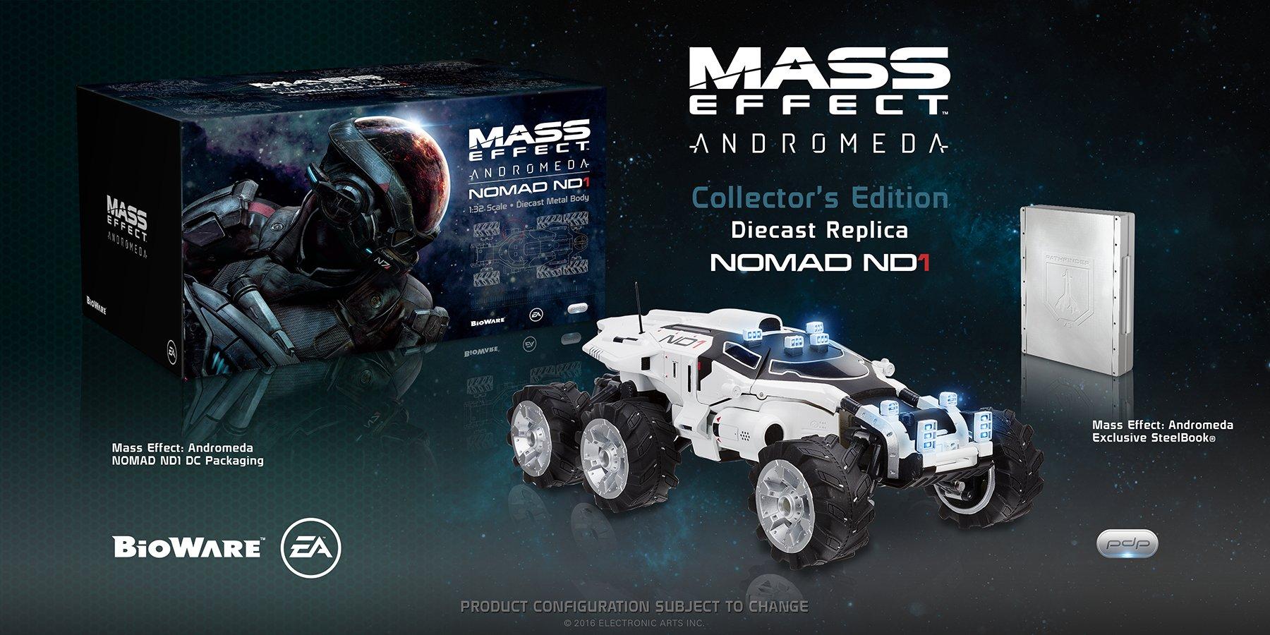 Na našem trhu nebude v prodeji sběratelská edice Mass Effectu: Andromeda 133322