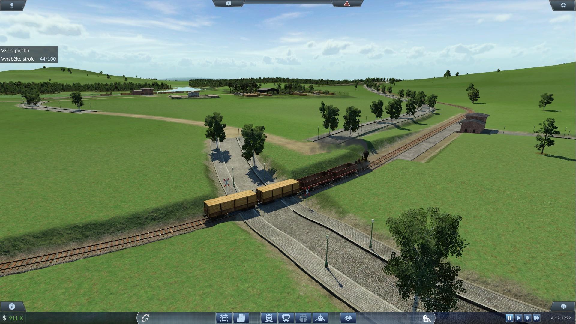 Transport Fever – novodobá transportní horečka 133345