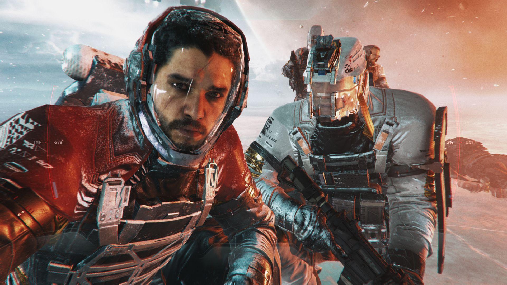 Call of Duty: Infinite Warfare - tři v jednom 133432