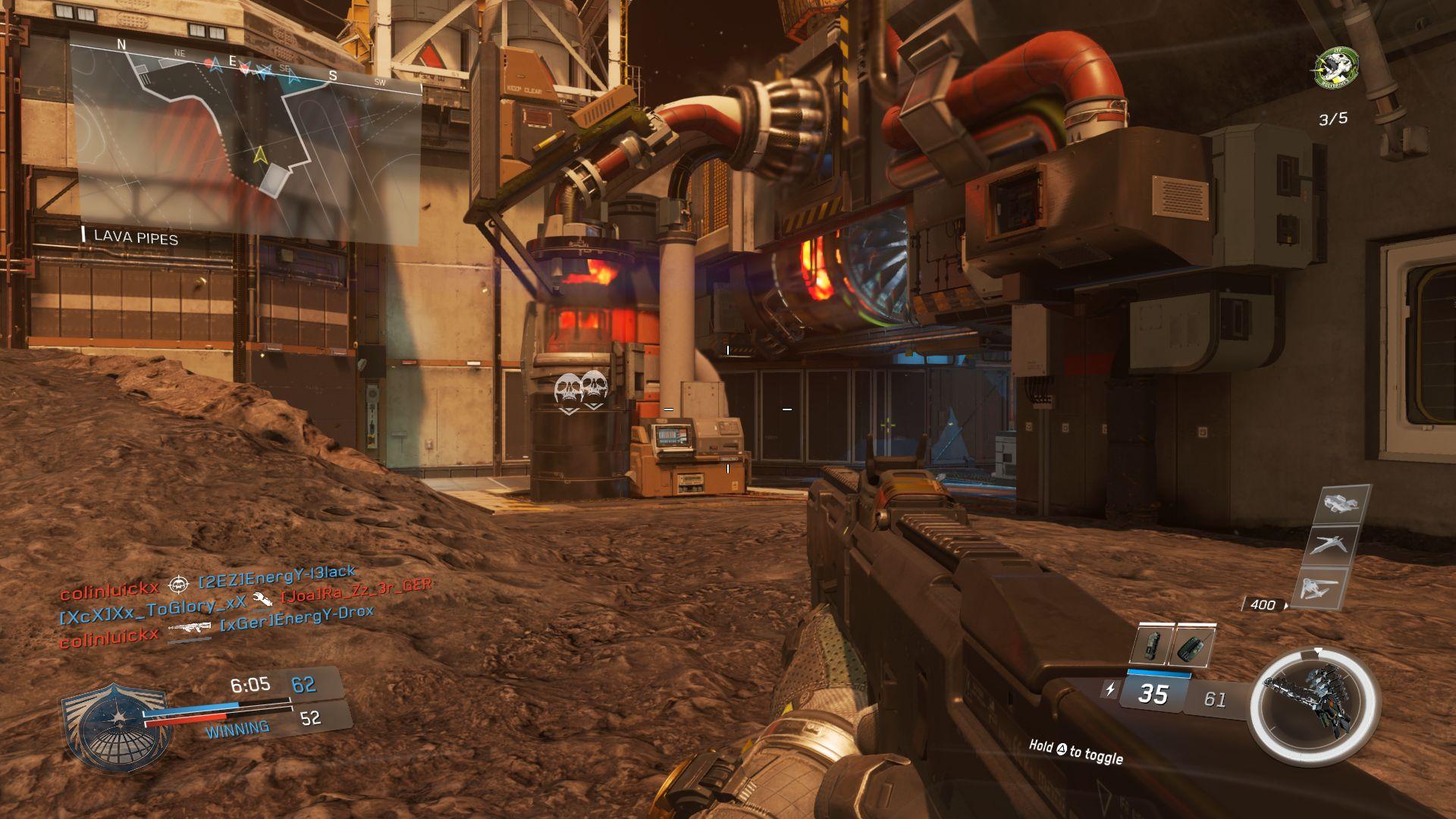 Call of Duty: Infinite Warfare - tři v jednom 133452