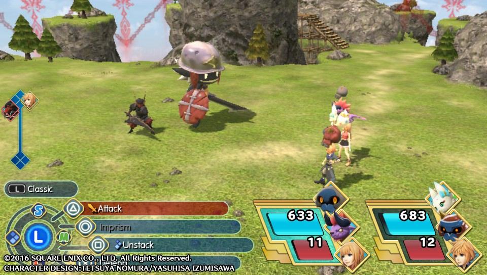World of Final Fantasy nabízí hodně a zároveň málo 133804