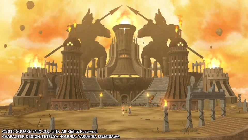 World of Final Fantasy nabízí hodně a zároveň málo 133806