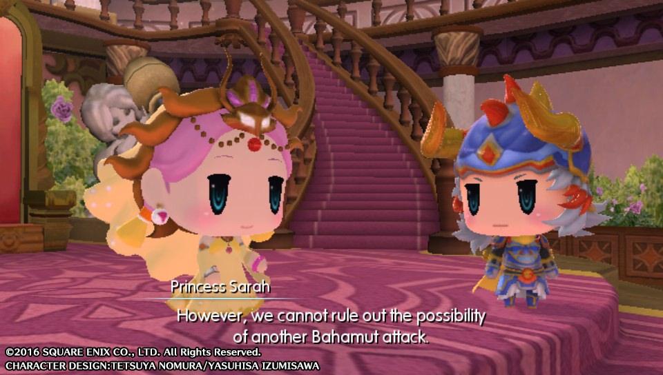 World of Final Fantasy nabízí hodně a zároveň málo 133807