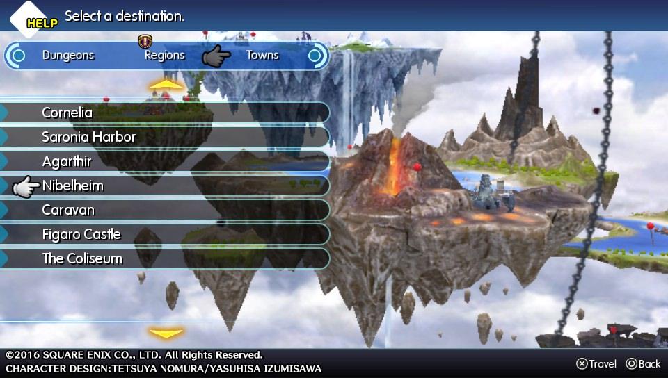 World of Final Fantasy nabízí hodně a zároveň málo 133839