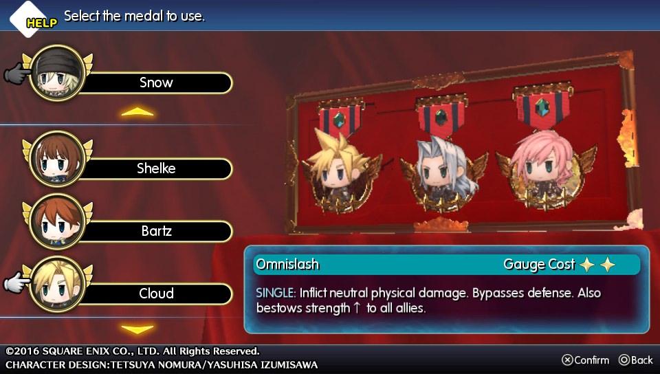 World of Final Fantasy nabízí hodně a zároveň málo 133840