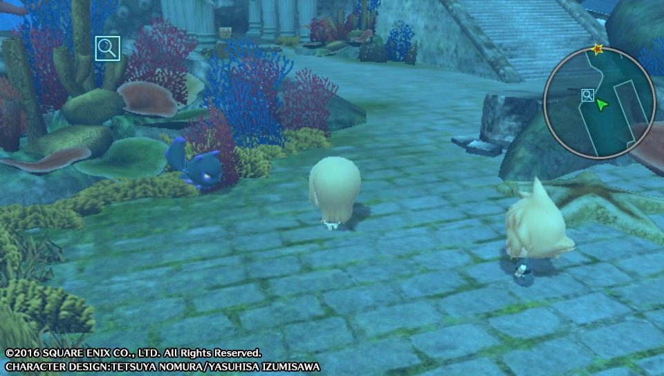 World of Final Fantasy nabízí hodně a zároveň málo 133846