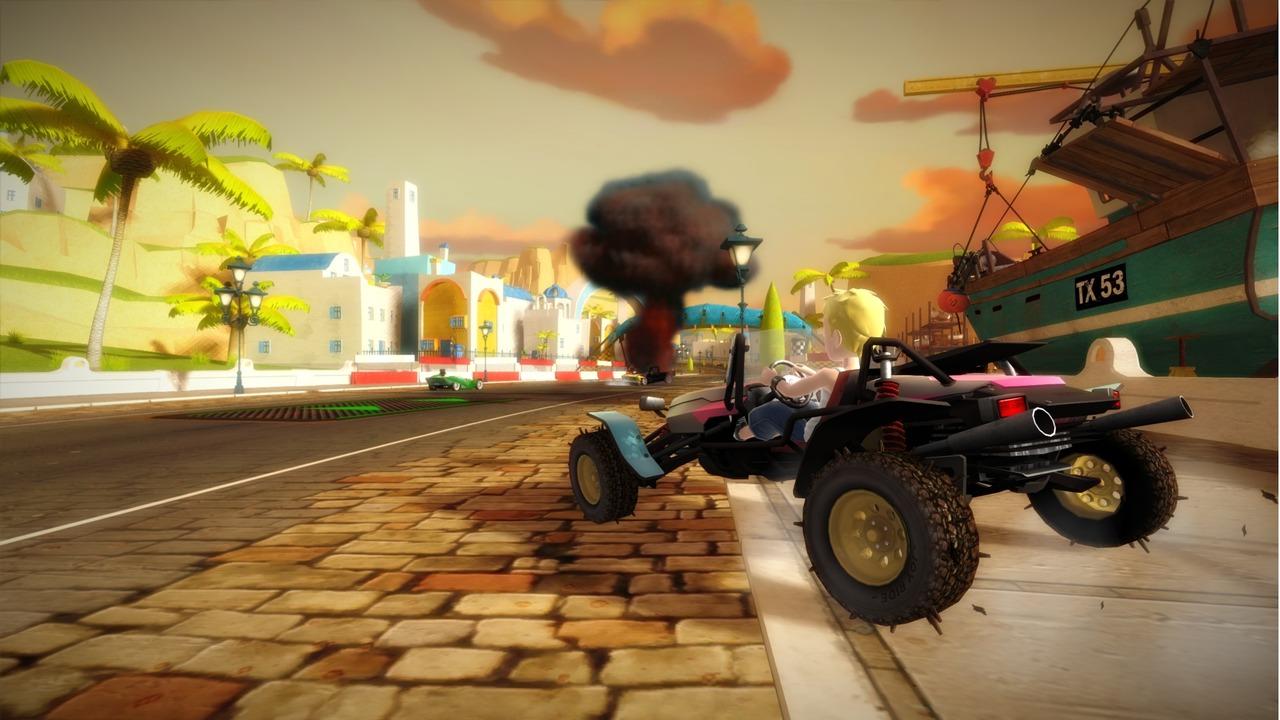 Dojmy z GamesComu - Kinect 13385