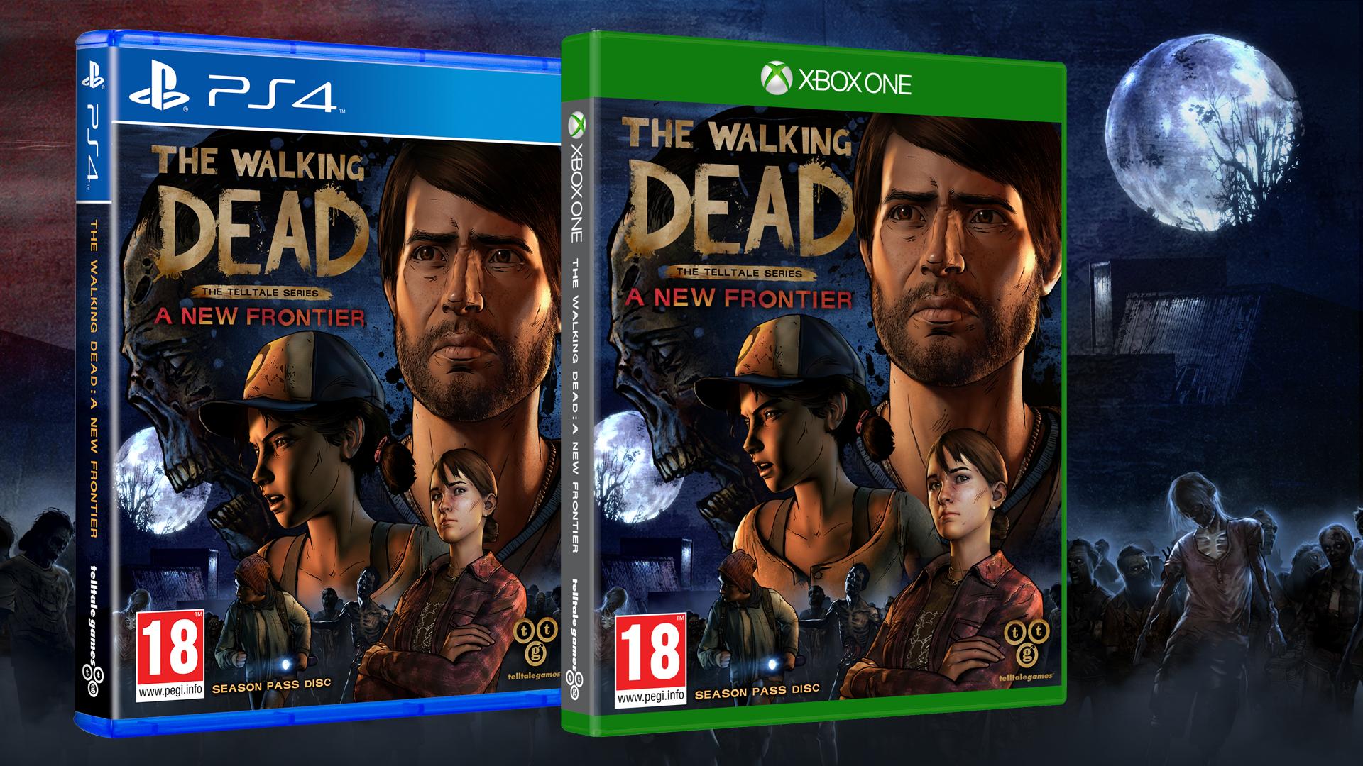 Krabicová verze třetí série The Walking Dead bude k dostání 3. března 134319