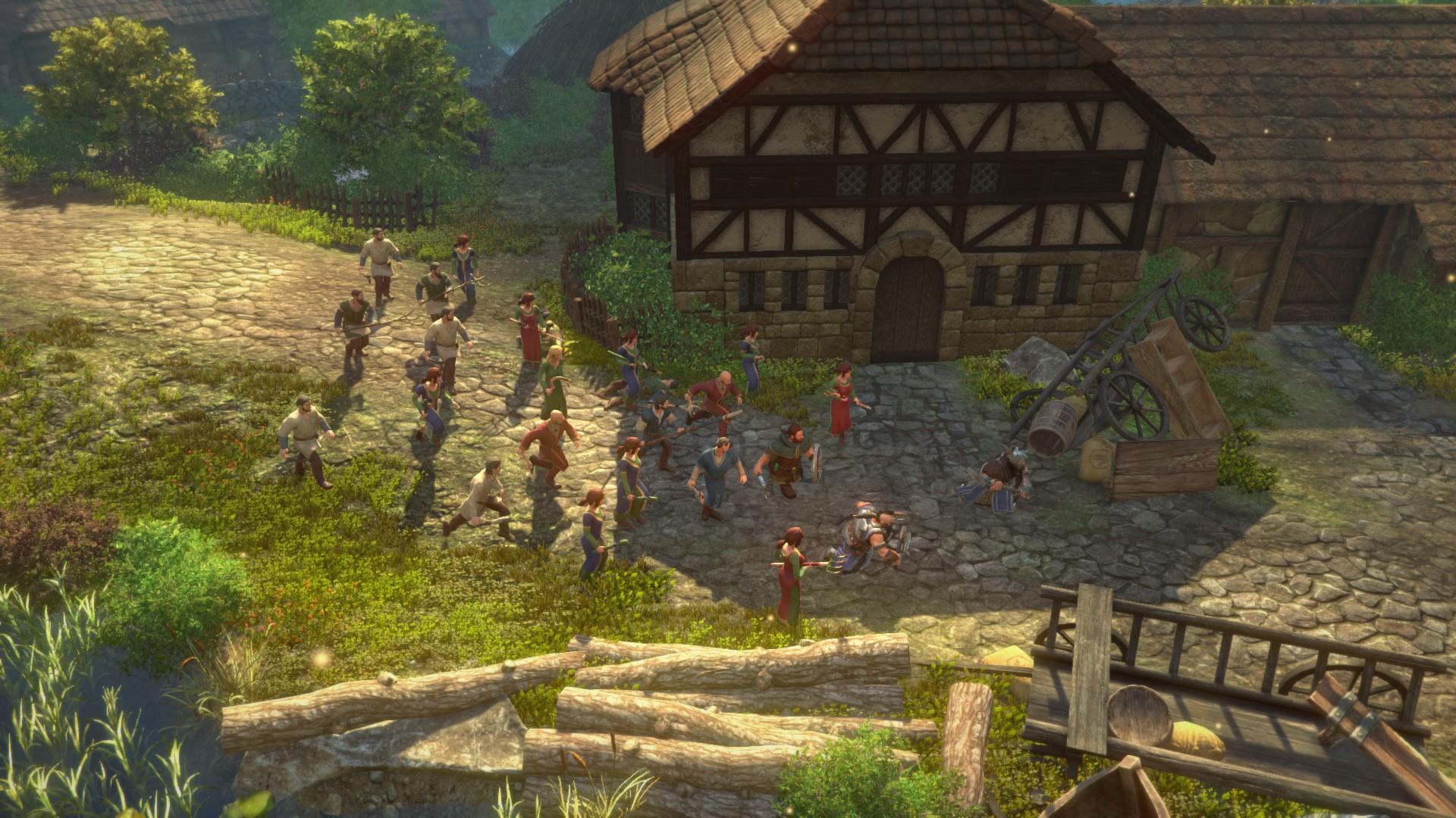 The Dwarves – povedená herní adaptace 134527