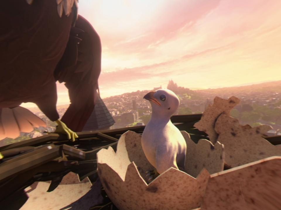 Eagle Flight – ptačí výzva 134575
