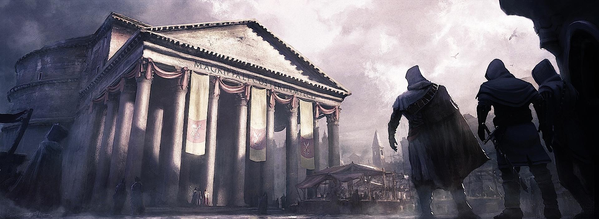 Assassin´s Creed spouští hru na Facebooku 13460