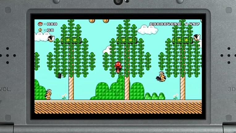 Super Mario Maker pro 3DS - editor levelů do kapsy 134619