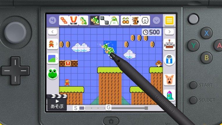 Super Mario Maker pro 3DS - editor levelů do kapsy 134620