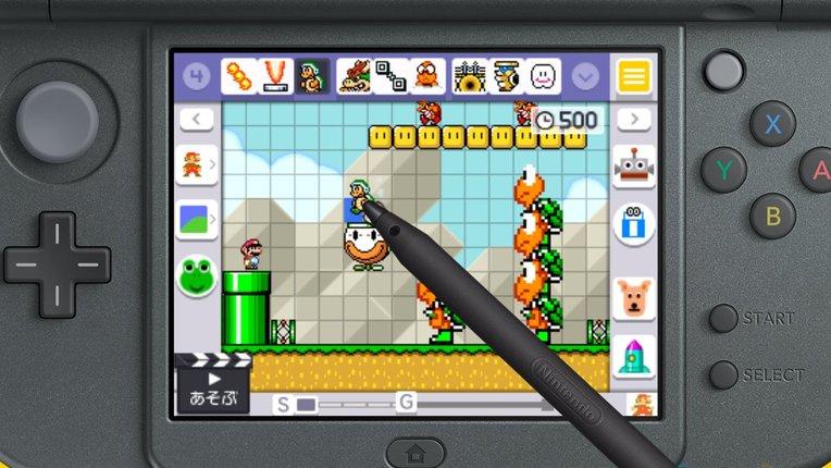 Super Mario Maker pro 3DS - editor levelů do kapsy 134621