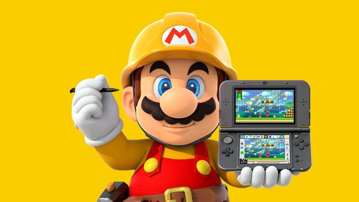 Super Mario Maker pro 3DS - editor levelů do kapsy 134622