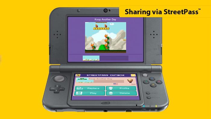 Super Mario Maker pro 3DS - editor levelů do kapsy 134623