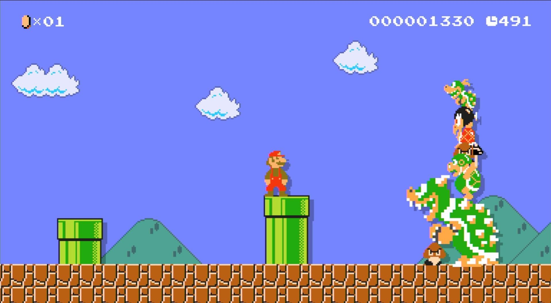 Super Mario Maker pro 3DS - editor levelů do kapsy 134626
