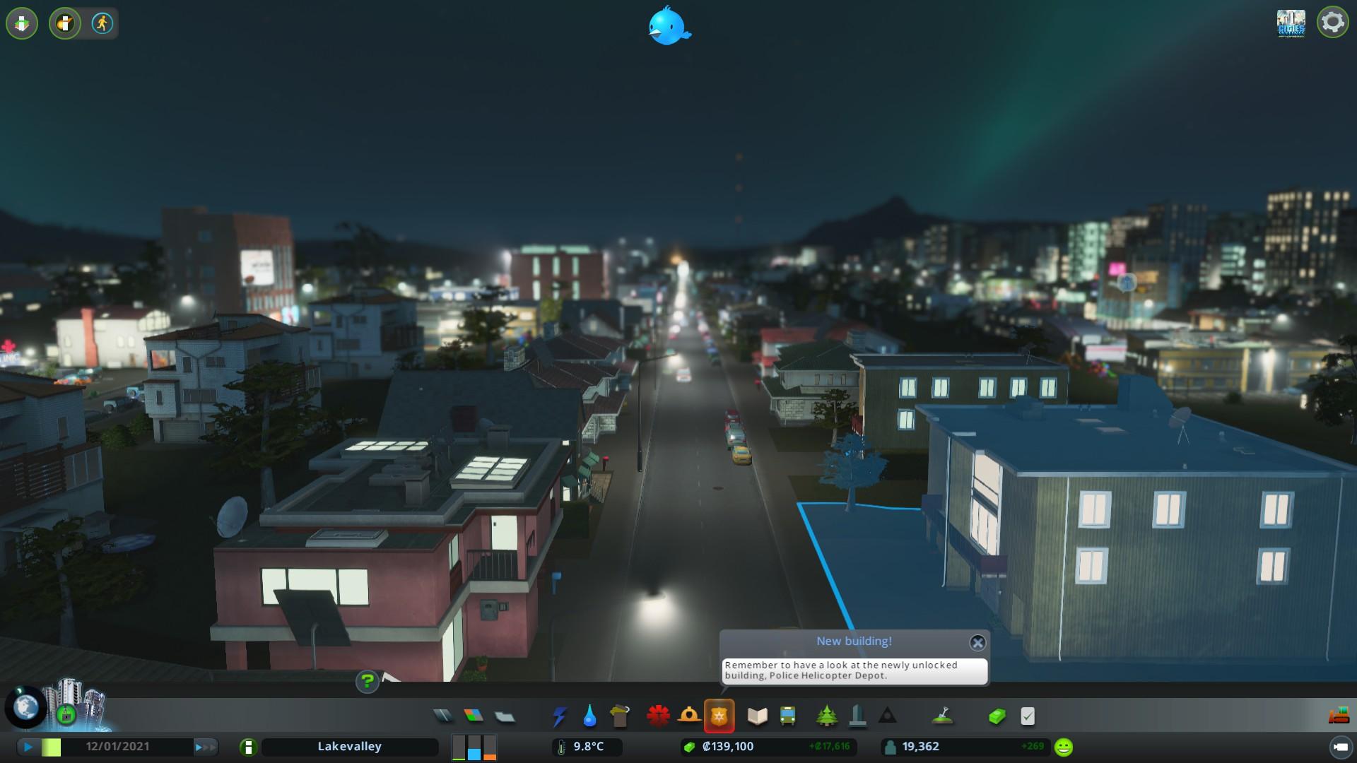 Cities: Skylines – noční život, sníh i katastrofy pod drobnohledem 134631
