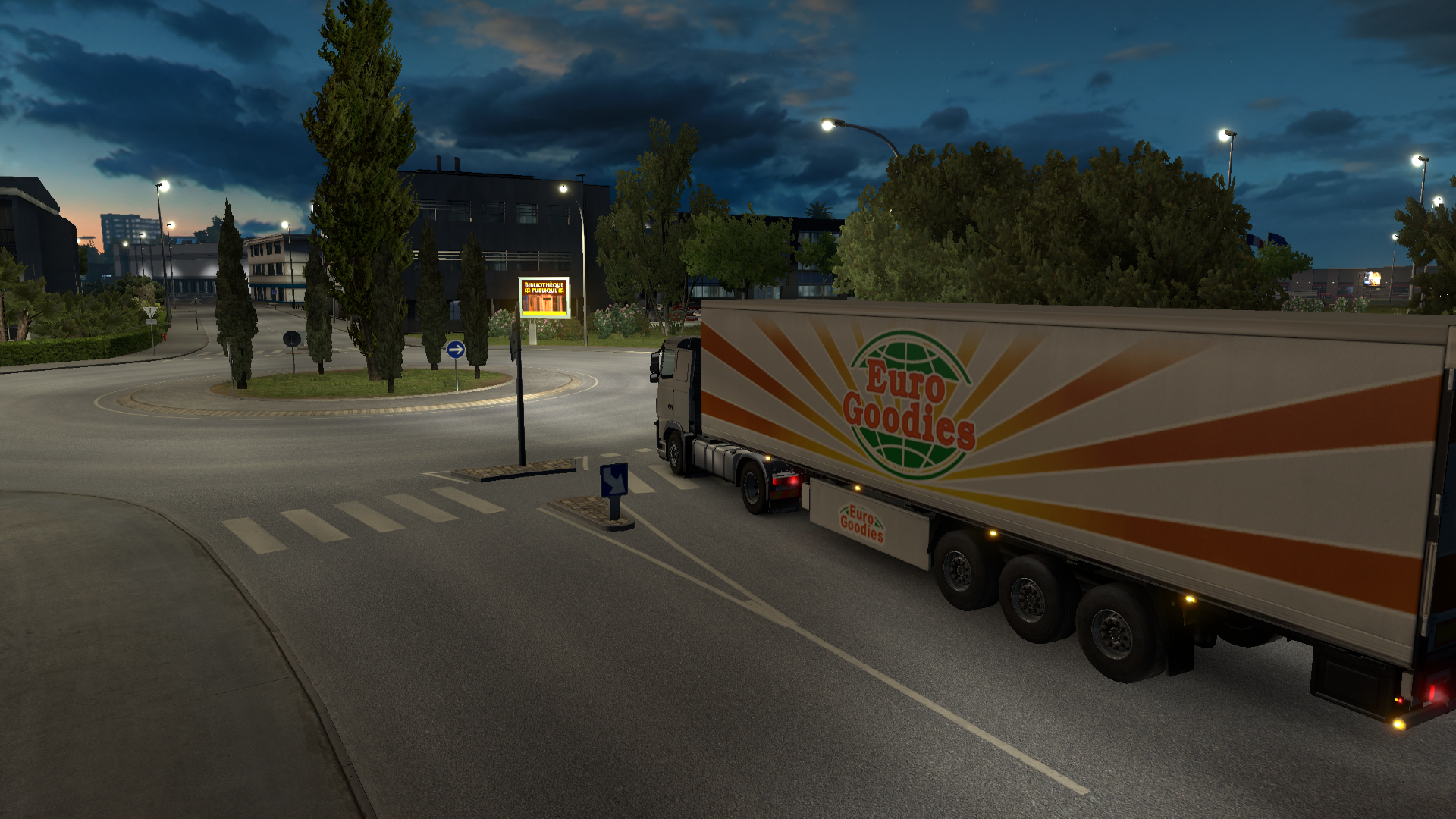 Euro Truck Simulator 2: Vive la France 134786