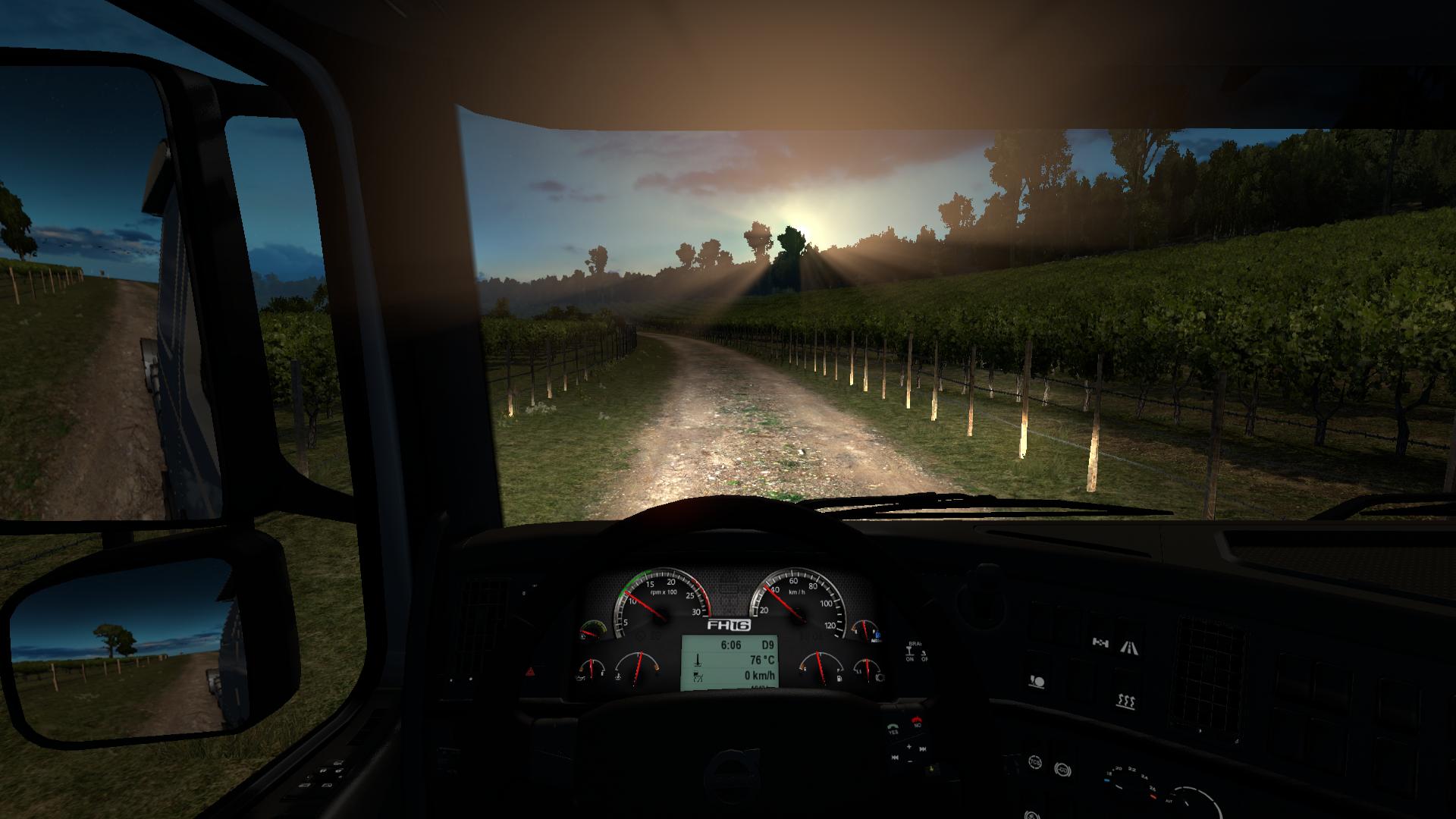 Euro Truck Simulator 2: Vive la France 134791