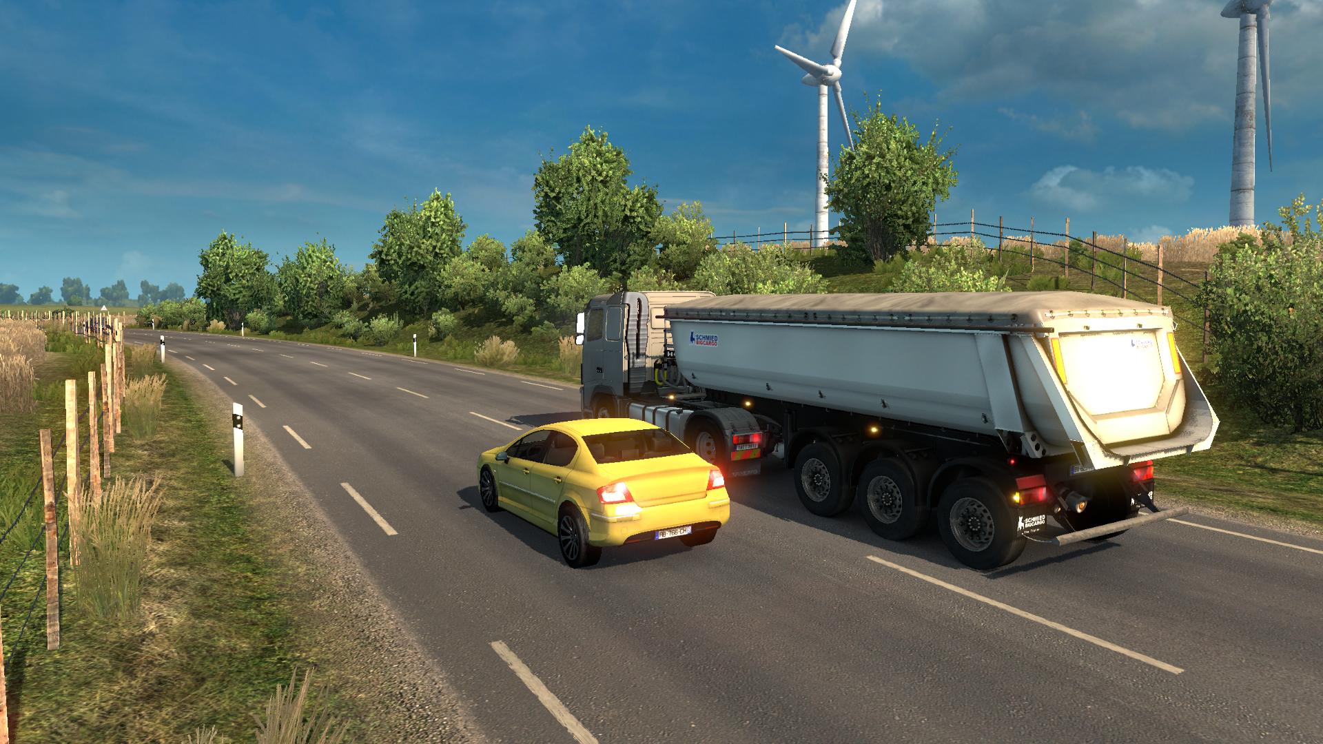 Euro Truck Simulator 2: Vive la France 134803