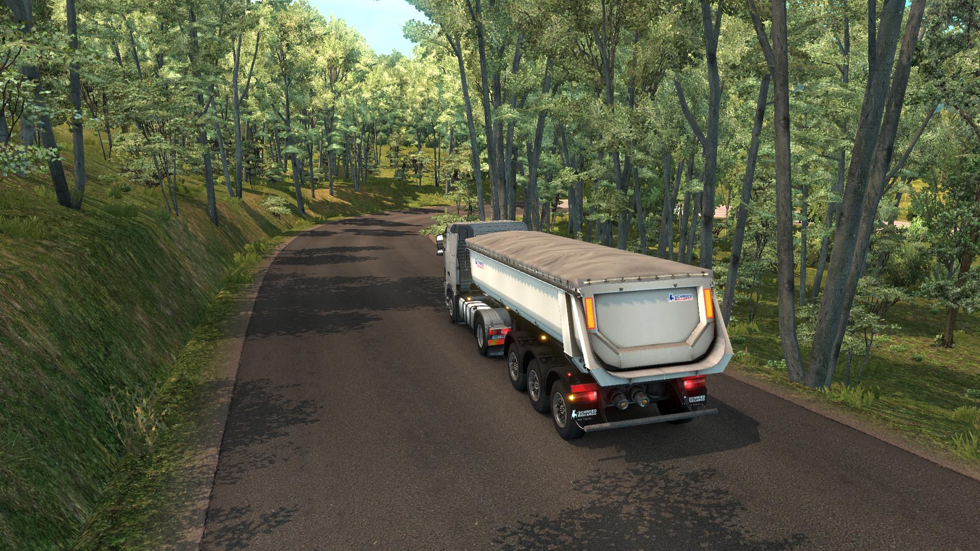 Euro Truck Simulator 2: Vive la France 134809