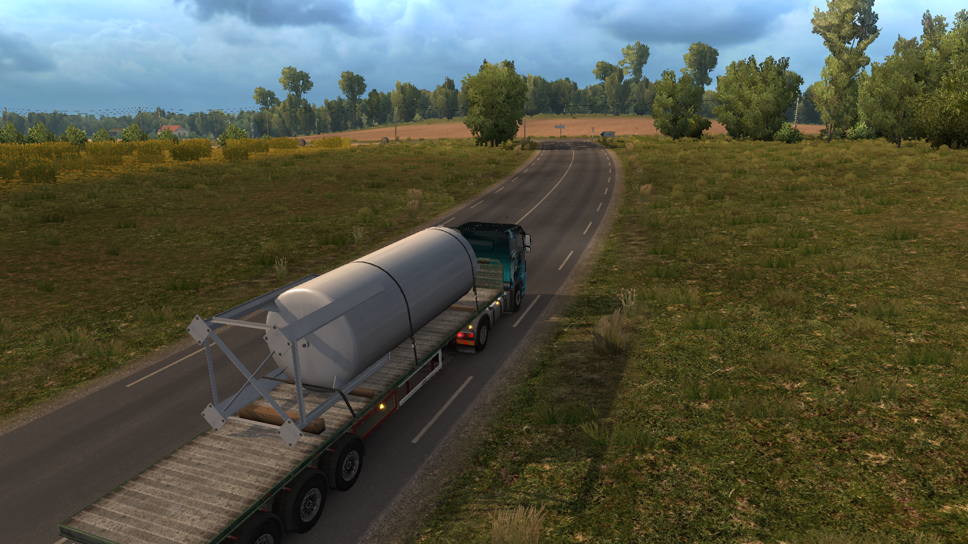 Euro Truck Simulator 2: Vive la France 134825