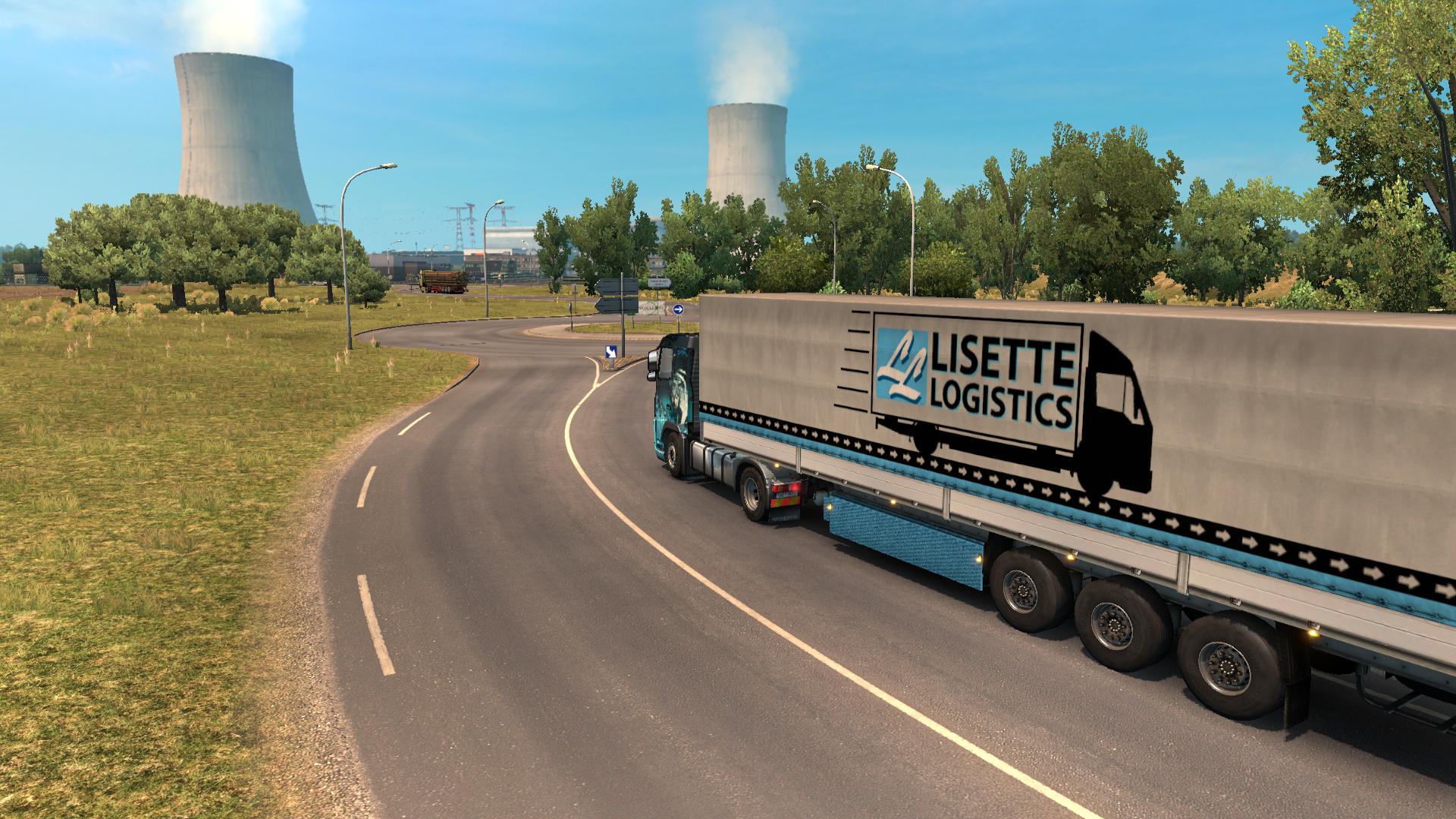 Euro Truck Simulator 2: Vive la France 134836