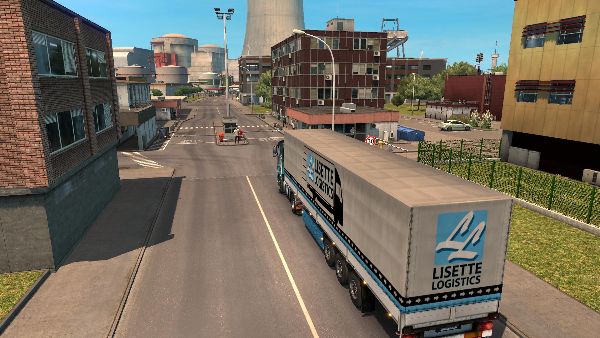 Euro Truck Simulator 2: Vive la France 134837