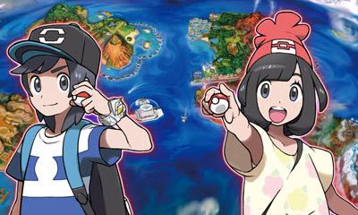 Pokémon Sun - sluncem zalité ostrovy Alola 135004