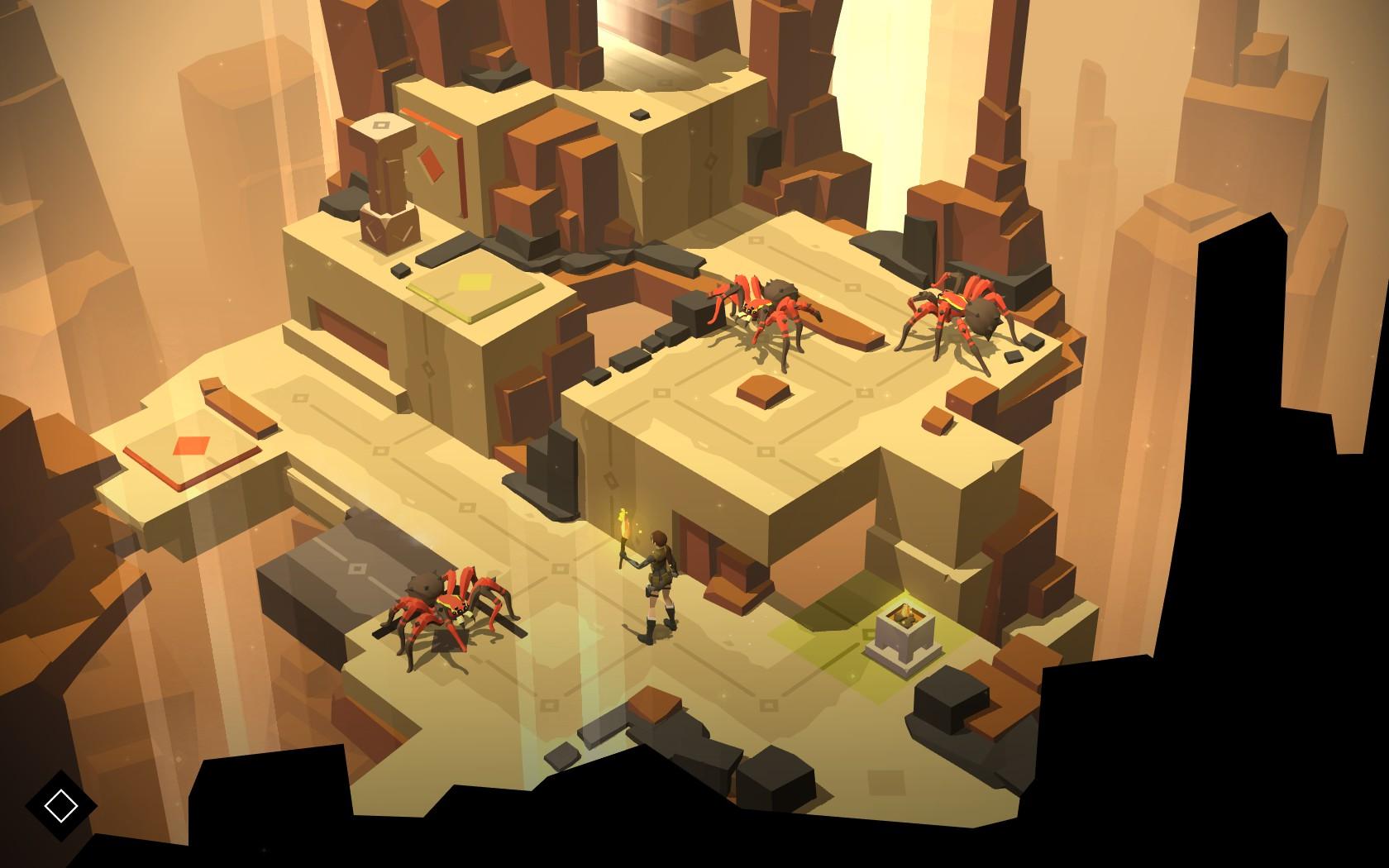 Lara Croft GO - tahová archeologie 135070