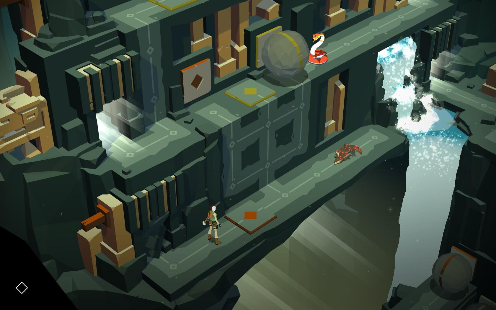 Lara Croft GO - tahová archeologie 135073